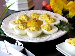 deviled egg platters dandy deviled eggs easterweek giveaway