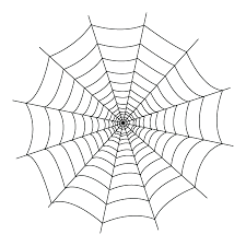 Spider Web Coloring Sheet Coloring Drawing Spider Web Coloring Page