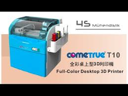 cometrue t10 desktop 3d printer youtube