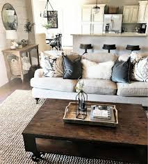 idee deco salon canap gris 1001 conseils et idées pour aménager un salon rustique salons