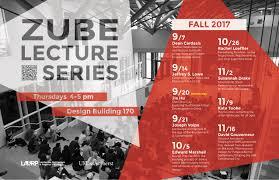 erv zube lecture series 2017 fall landscape architecture