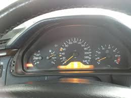 check engine light bulb burned out mercedes benz w210 instrument cluster bulb replacement 1996 03