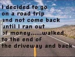 Trip Meme - road trip