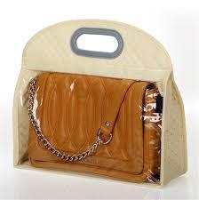 santwo handbags storage hanging closet bag organizer purse holder