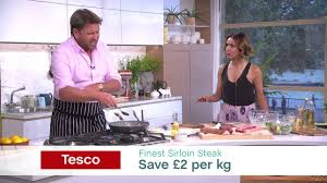 james martin u0027s steak masterclass part 2 this morning youtube