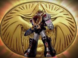 power rangers wild force megazord transformations