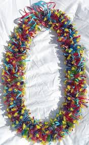 where to buy candy leis 11 best leis images on gifts grad and