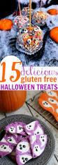 15 delicious gluten free halloween treats