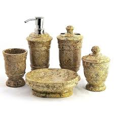 5 Piece Bathroom Set by 72 Best Pottery Bathroom Images On Pinterest Pottery Ideas
