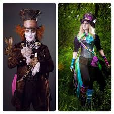 Womens Mad Hatter Halloween Costume Mad Hatter Steampunk Google Zoeken Alice Harten Koningin