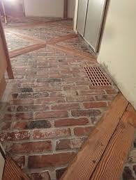 photos of vintage brick veneer home paint brick and flooring