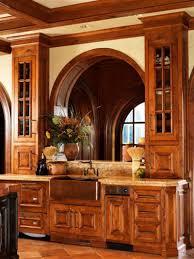 oak wood dark roast madison door kitchen cabinets nashville tn
