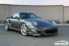 porsche 997 widebody 997 turbo s gmg racing