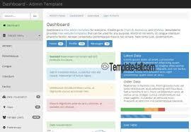 dashboard html5 template free 20 admin dashboard templates free