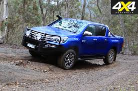 2016 toyota hilux sr5 joins the 4x4 shed 4x4 australia