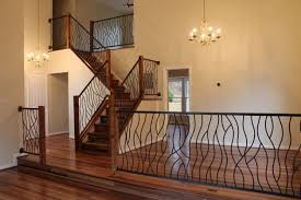 Wrought Iron Banister Rails Best Decor Wrought Iron Railing To Give Your Stairs Unique Look