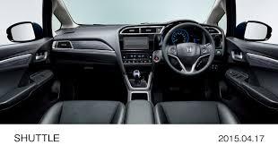 Honda Jazz Vs Honda Fit All New Honda Jazz Shuttle Fit U0027s Longer Brother Unveiled In Japan