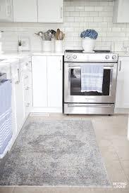 kitchen decor ideas for white cabinets summer kitchen decor ideas summer home tours setting for