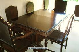 Gothic Dining Room Table by 21 Antique Dining Room Tables Electrohome Info