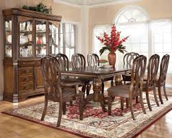 Wood Dining Chairs Dining Room Dark Wood Dining Table With Gabberts Furniture And