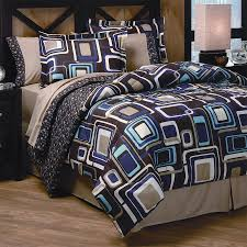 Bed In A Bag Set Panda Home Fashions Tribeca Blue Bed In A Bag Bed In A Bag Sets