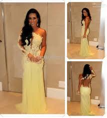 long sleeve lace prom dresses latest fashion style