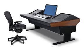 Omnirax Presto 4 Studio Desk Home Recording Studio Furniture Mix Desks Audio Racks Stands