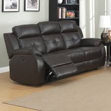 power recliner sofa leather power recline sofas couches u0026 loveseats shop the best deals for