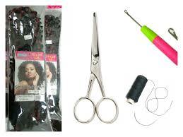 what type of hair to do crochet braid hair 101 how to do crochet braids ida beauty blog