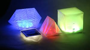 Solar Night Lights by A Twilight The Unique New Solarpuff Solar Light By Alice Min