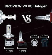 lexus v8 conversions in cape town broview v8 9005 9140 12000lm xenon white led headlight conversion