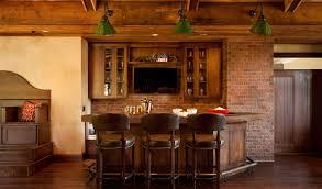 Basement Bar Room Ideas Charming Reclaimed Wood Bar Cabinet Tags Vintage Bar Cabinet