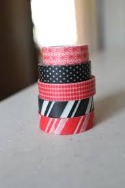 Halloween Washi Tape by Simple Washi Tape Hearts I Can Teach My Child