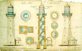 lighthouse floor plans monomoy lighthouse specs photographic print framed chatham