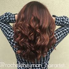 hair color pics highlights multi top 25 red and black ombre highlights hair color ideas