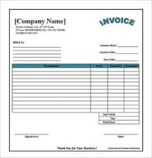 free printable work invoice template car rental invoice template free enterprise car rental invoice