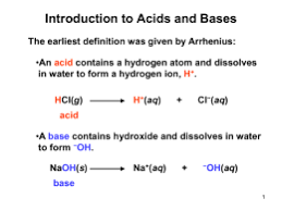 intro to acids u0026 bases worksheet