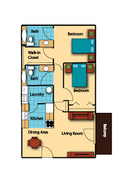 check out legacy parke u0027s spacious 2 bedroom floor plan