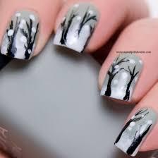 christabellnails palm tree sunset nail art tutorial youtube 105