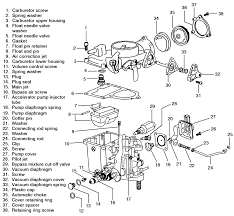 solex carburetor diagram solex h30 31 pict exploded drawing of