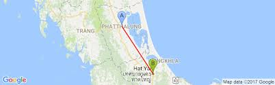 map of hat yai trains phatthalung hat yai times prices and tickets starting