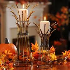Fall Harvest Decorating Ideas - stylish thanksgiving decor items to create a cozy atmosphere