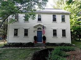 Saltbox Homes Rhode Island Archives Old House Dreams