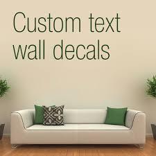 custom made wall decals canada wall murals you ll love designs custom wall clings decals