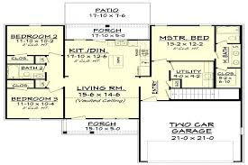 ranch style homes floor plans southern ranch style homes southern ranch home bedrooms sq ft house