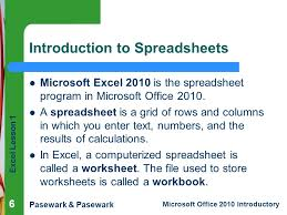 excel lesson 1 microsoft excel basics ppt video online download