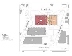 gaillard center david m schwarz architects inc