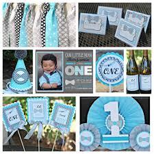 Little Man 1st Birthday Decorations Little Man First Birthday Invitations Free Printable Invitation