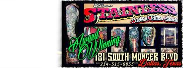 stainless studios custom tattoo studio u2013 dallas tx