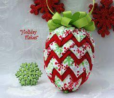ribbon pinecone ornament tutorial crafts ornament